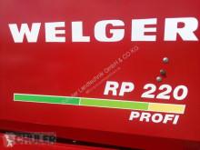 Henificación Rotoempacadora Welger RP 220 Profi