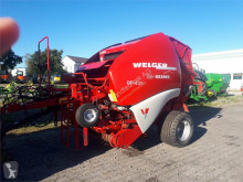 Presă densitate medie second-hand Welger RP 435 Master