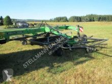 Deutz-Fahr Swatmaster 7642 tweedehands Harkmachine