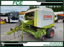 Rotoempacadora Claas ROLLANT 240 *ACCIDENTE*DAMAGED*UNFALL*