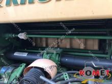 Krone Atadeira de fardos redondos usada
