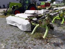 Claas Harvester