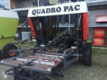 Empacadora de pacas cuadradas usado Krone Quadro Pac Stapelwagen MFL 4er Stapel