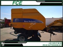 New Holland BR 7070 *ACCIDENTE*DAMAGED*UNFALL* Press med runda balar begagnad