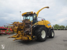 New Holland FR 9060 ALLRAD * Neuer Motor* used Self-propelled silage harvester