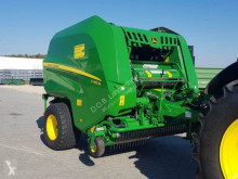 Presă densitate medie second-hand John Deere V451R