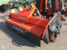 Kubota Frontmähwerk DM 4032 + Heckmähwerk DM 3087 gebrauchter Mäher/Mähaufbereiter