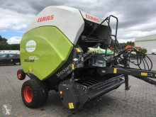 Press med runda balar Claas Rollant 620 RC - Neumaschine !