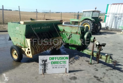 Used Medium density baler John Deere presse moyenne densite 221