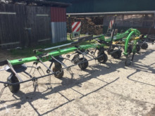 Deutz-Fahr Condimaster 9021 tweedehands Schudder