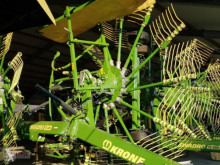 Henificación Rastrillo Krone SWADRO TS 680