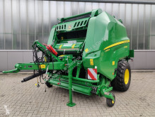 Press med runda balar John Deere V461R
