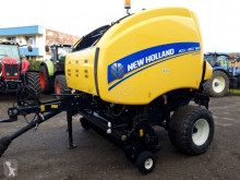 Henificación Rotoempacadora New Holland RB 180 SUPERFEED