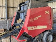 Vicon RV 1901 L used Round baler