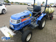 Iseki Mini tractor TM3160A, Dreipunktheber, Allrad