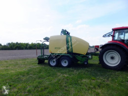 Krone Combi Pack 1551 Press med runda balar begagnad
