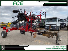 Henificación SIP SIP 650-20T *ACCIDENTE*DAMAGED*UNFALL* Rastrillo doble rotor lateral usado