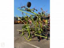 Kosenie lúk a sušenie sena Claas ojazdený