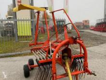 Kosenie lúk a sušenie sena Riadkovač Fella TS 350 DN