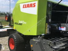 Claas ROLLANT 340 RC Press med runda balar ny