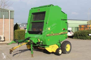 John Deere 590 baler Press med runda balar begagnad