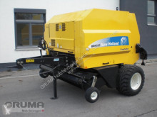 New Holland BR 6090 Cropcutter used Round baler