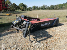 Kosenie lúk a sušenie sena Žací stroj Kubota
