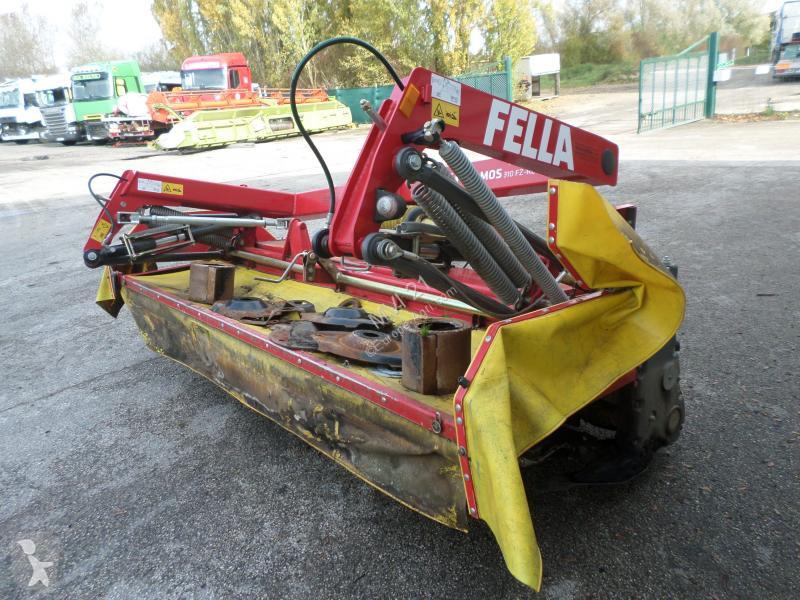 Voir les photos Fenaison Fella RAMOS 310TZ