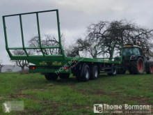 مقطورة زراعية منصة نقل الأعلاف Pronar T026M