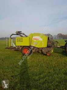 Press med runda balar Claas 355 uniwrap