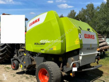 Claas ROLLANT 455 RC used Round baler