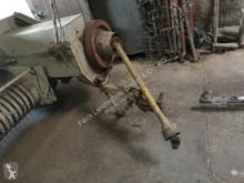 Rivale köşeli balya makinesi yüksek yoğunluklu ikinci el araç