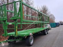 Remolque agrícola Pronar T 028KM hydr. Plataforma forrajera nuevo