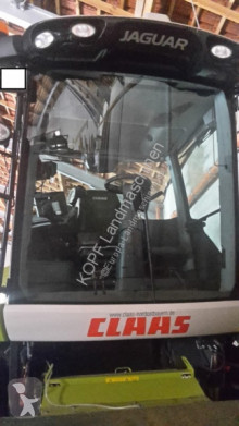 Claas Jaguar 840 4WD T4i used Self-propelled silage harvester