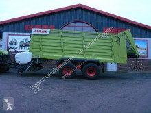 Claas CARGOS 8500 remorcă cu oblon frontal culisant second-hand