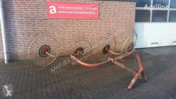 Acrobaat hark, 4 borden used Hay rake