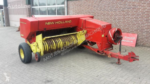 New Holland pakkenpers fyrkantsbalpress begagnad