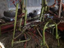 Claas haymaking