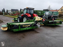 Henificación Segadora Krone Easy Cut B 1000 CV Collect