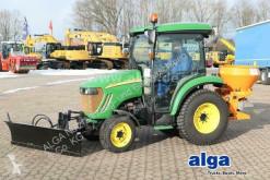 Alt tractor John Deere 3520 Kommunal-, Gartenschlepper, Div. Zubehör.