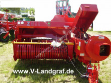 Unia high density square baler Kostka z511
