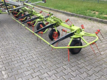 Claas Volto 1100 used Tedder