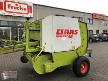 Henificación Rotoempacadora Claas Rollant 46