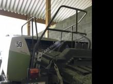Empacadora de pacas cuadradas Claas Quadrant 3200 FC Tandem