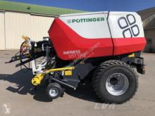 Pöttinger Impress 125 F Pro Atadeira de fardos redondos usada