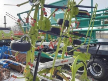 Claas volto 900 tweedehands Schudder
