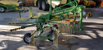 Andaineur double rotor latéral Krone SWADRO 35