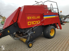 Fyrkantsbalpress hög densitet New Holland D1010