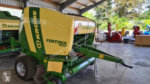 Krone Fortima used fixed chamber Round baler