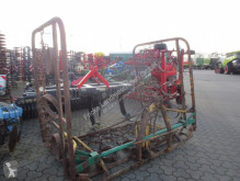 6M used Tined grassland weeder harrow